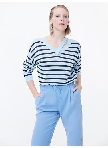 Twist Pantolon Mavi